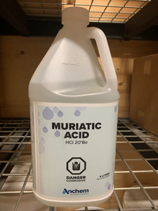 Muriatic Acid 3.78 Litre
