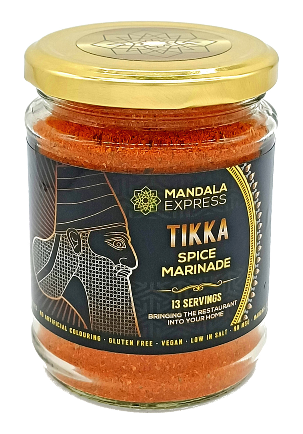 Tikka Spice Marinade (13 Servings)