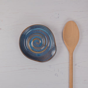Spoon Rests - Ceramics - Thrown in Stone - Kitchenware