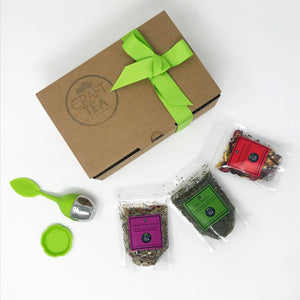 Cocktail Teas Gift Set - Tasty Mocktail Teas Treat - Craft Tea Company - Tea lovers