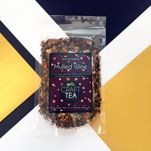 Load image into Gallery viewer, Mulled Wine Tea - Tasty Festive Treat - Craft Tea Company