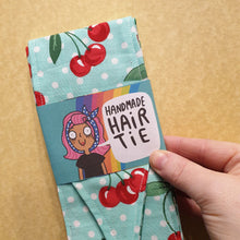Load image into Gallery viewer, Fabric hair ties - Dawnys Sewing Room