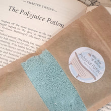 Load image into Gallery viewer, Magical Bath Potion - Little Shop of Lathers - Letterbox Gift - Magical Harry Potter gift - Bath treats
