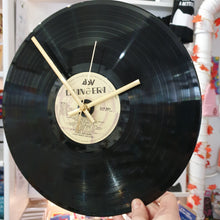 Load image into Gallery viewer, Vinyl Record Clocks - Albums - retro musical gift - Melodies