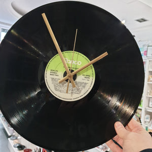 Vinyl Record Clocks - Albums - retro musical gift - Melodies