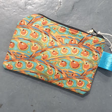 Load image into Gallery viewer, Coin Purse - Dawny's Sewing Room - Fabric zip up pouch