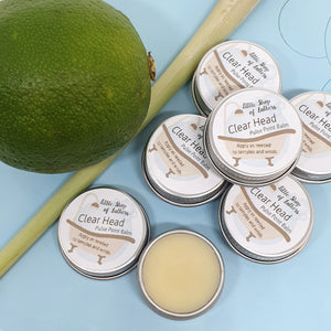 Pulse Point Balms - Self care gift - Aids Sleep/Anxiety/Concentration - Little Shop of Lathers