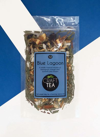 blue lagoon tea
