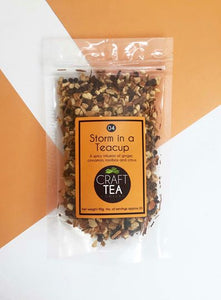 Craft Tea - Storm in a Teacup - spicy infusion Tea