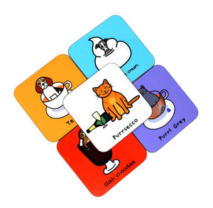 Teagle coaster - Innabox - Beagle - Puns - Animal lover gift