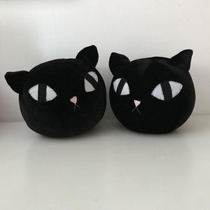 Luxury Cat Ball - Velveteen cushion - Jenna Lee Alldread - Cat lovers