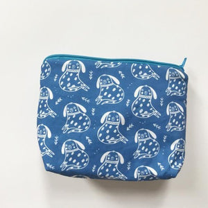 Staffordshire Dog make up bags - Jenna Lee Alldread - Dog lovers