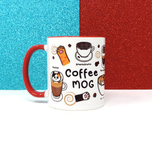Load image into Gallery viewer, Coffee Mog Mug - Coffee and Cat lovers - Innabox - gift ideas - Animal lovers