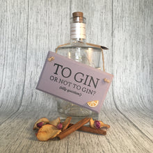 Load image into Gallery viewer, Gin or not to Gin MDF sign - Handmade by Natalie