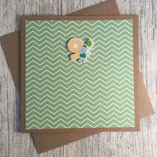 Load image into Gallery viewer, 9th Birthday Card - 9 - Handmade by Natalie