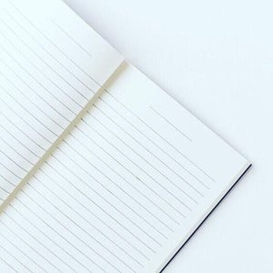 Recipes Notebook - A5 lined notebook