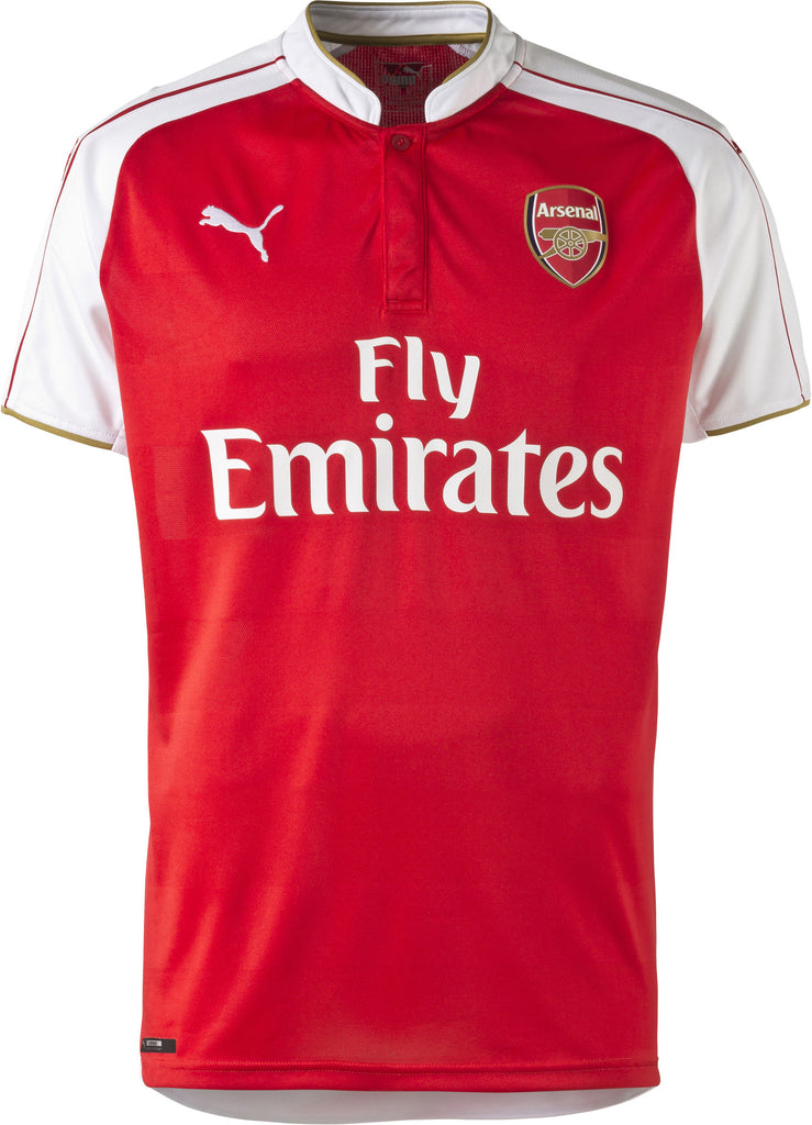 2da14d65d Arsenal+Soccer Jersey+Football Shirt+Home+Jersey+Shirt+Maglia+Trikot+2018+2016+NWT+EPL+Premier  League+Europ Champion+Alexis Sanchez+Ozil – Nice Day Sports