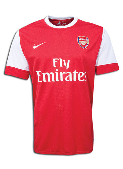 the latest 0c63d c4b57 Arsenal Soccer Jersey Shirt Replica 2012 EPL English Premier League Euro  Champion