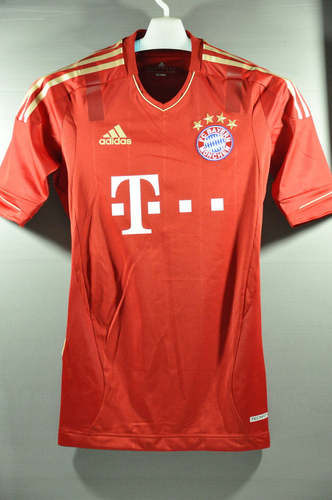 7ee970b71 Bayern Munchen Munich Player Issue Home Jersey Shirt 2013 Bundesliga with  Presentation Bag