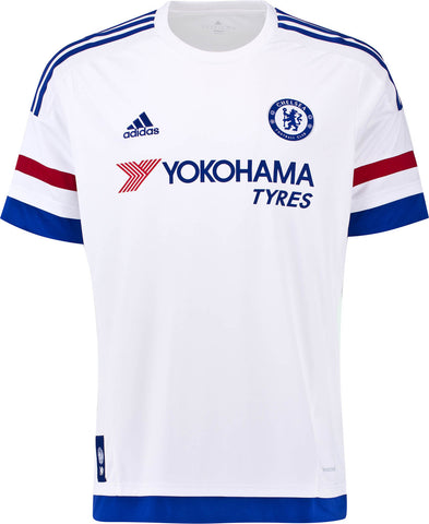 Chelsea Soccer Jersey Away Shirt Jersey Kits 2015 2016 Replica EPL English  Premier League Europ Champion f00da0c55