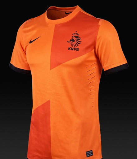 on sale 48bde c746d Holland Netherlands Player Issue Authentic Home Jersey Shirt 2012 European  Cup World Cup 2014