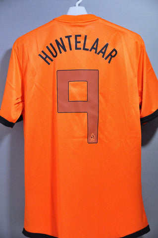 Holland Netherlands Huntelaar Home Replica Jersey Shirt 2012 European Cup  2012 World Cup 2014 c239839e3