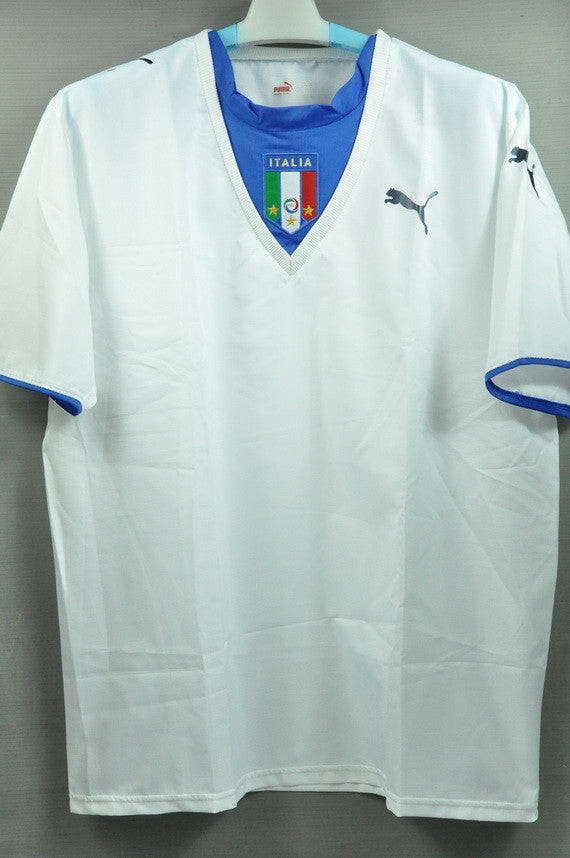 82e794f9d Italy+National Football Team+2008+Replica+Jersey+Shirt+Maglia+ ...