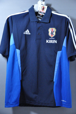 Japan National Football Team Training Polo World Cup 2014 976fe208a