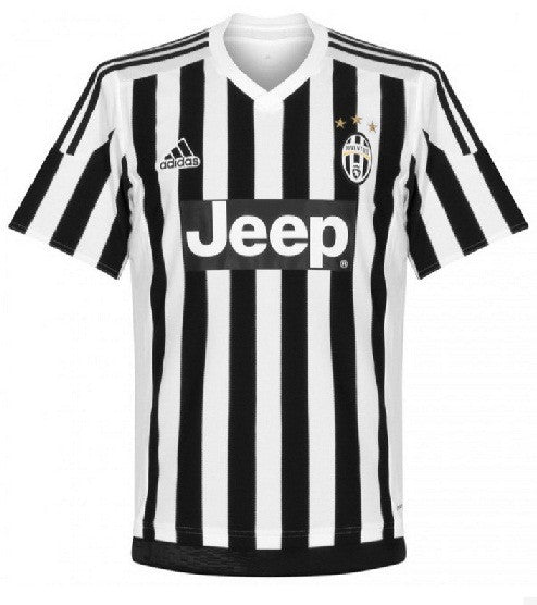 new products bfa2e 8ee55 Juventus Replica Home Jersey Shirt 2015-2016 Italy Series A