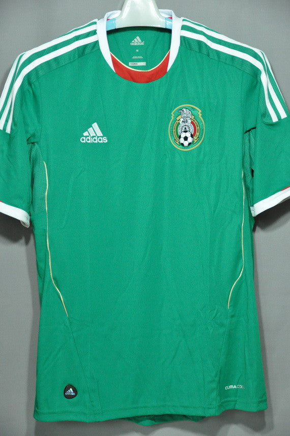 new style 1a693 05748 Mexico Home Jersey Shirt Replica World Cup 2010