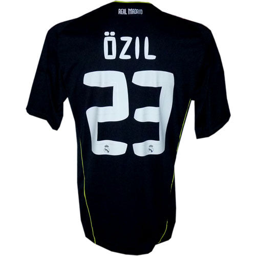 outlet store 83171 4b030 Real Madrid Ozil Away Jersey Shirt Spanish league FPL 2011