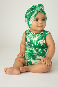 Monstera Body Suit