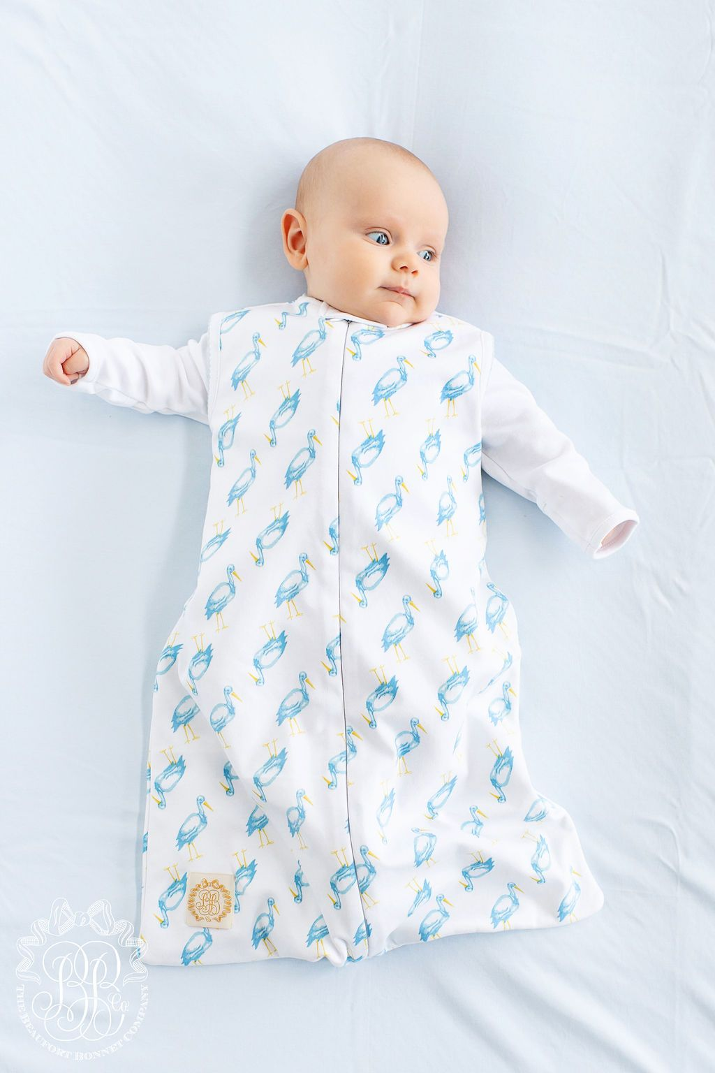 Stork Sleep Sack- TBBC