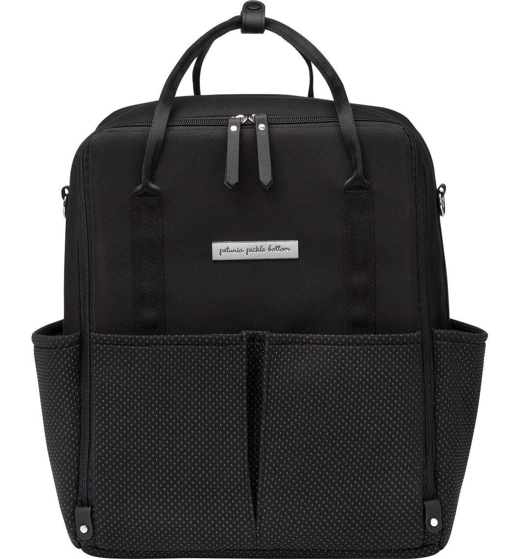 Inter-Mix Backpack- Black