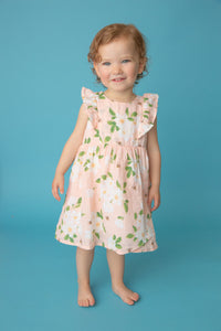 Magnolia Ruffle Dress