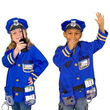Load image into Gallery viewer, Police Role Play Costume