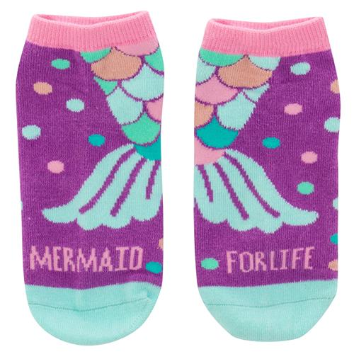 Ankle Socks- Mermaid