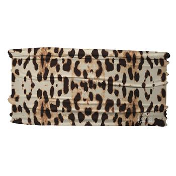 Thin Headband- Cheetah Print