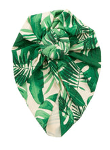 Load image into Gallery viewer, Monstera Deliciosa Headwrap