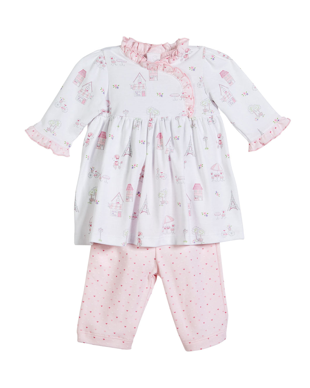 Kissy Kissy Paris Dress Set