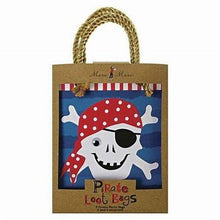 Load image into Gallery viewer, Pirate Loot Bags- 8 pack