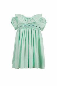 Maxwell Mint Dress- The Proper Peony