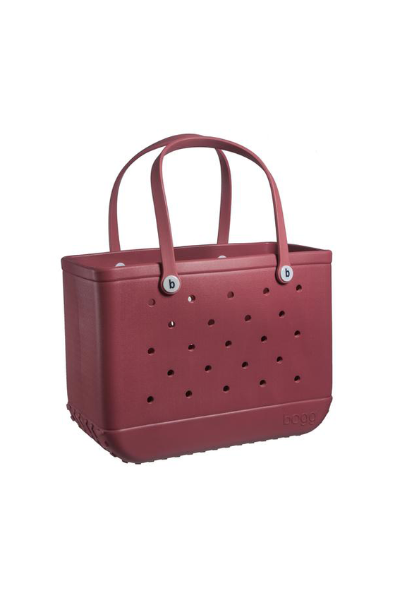 Large Bogg Bag- Burgundy