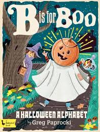 B is for Boo Book