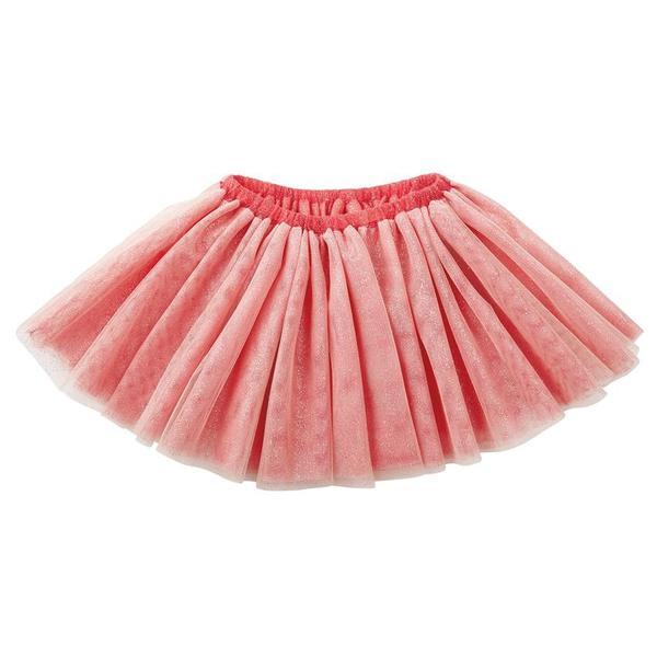 Mudpie Glitter Reversible Tutu- Pink and Gold