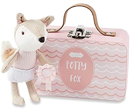 Girl Potty Fox
