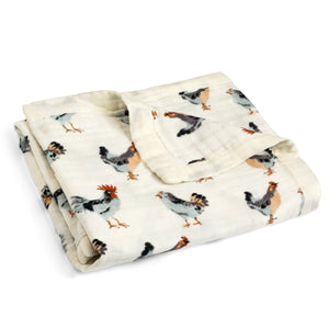 Muslin Big Lovie - Rooster