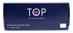 TOP: The Organic Project Cotton Tampons