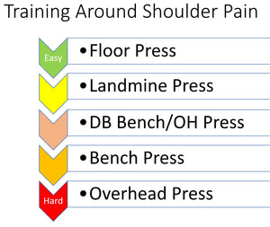 Shoulder Pain? What can do in the Gym?