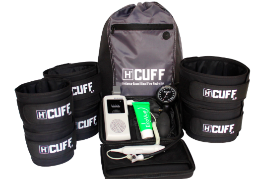 H+ Cuffs clinic set - Straight design